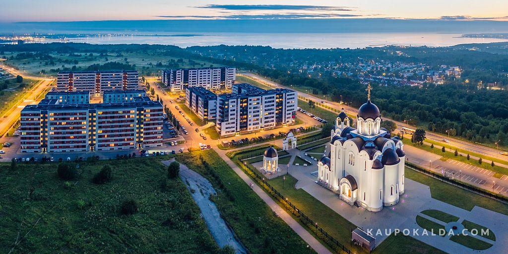 Tallinna Jumalaema Kiirestikuulja ikooni kirik Lasnamäel